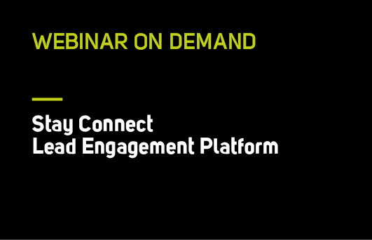 Webinar - Stay Connect